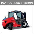 RoughTerrain Forklift