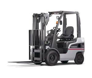 New Diesel Forklift 1500